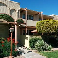Ace's (30) (Peter Newton, Assoc AIA, CSBA, PMP) Tags: scottsdale arizona modernism modernphoenix modernarchitecture modernscottsdale 2016modernphoenixweek gardenapartmentdistrict