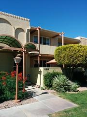 Ace's (29) (Peter Newton, Assoc AIA, CSBA, PMP) Tags: scottsdale arizona modernism modernphoenix modernarchitecture modernscottsdale 2016modernphoenixweek gardenapartmentdistrict