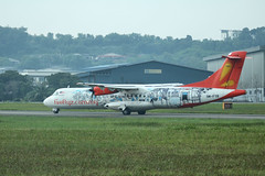 9M-FYB Subang 16/10/18 (Andy Vass Aviation) Tags: subang atr firefly 9mfyb