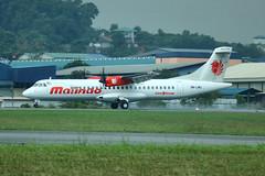 9M-LMU Subang 16/10/18 (Andy Vass Aviation) Tags: subang atr malindo 9mlmu