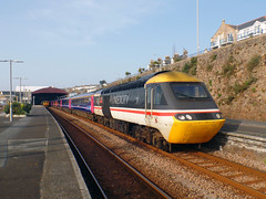 43185 Penzance (Marky7890) Tags: gwr 43185 class43 hst 1a82 penzance railway cornwall cornishmainline train