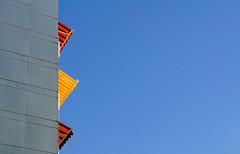 Silent Eastern (elke.kemna) Tags: elkekemna balkonimpressionen balkon markise