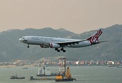Virgin Australia Airbus A330-243 VH-XFC (EK056) Tags: virgin australia airbus a330243 vhxfc hong kong chek lap kok airport
