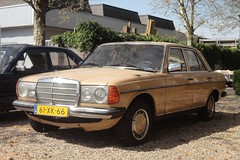 Mercedes W123 200 11-8-1978 61-XK-66 (Fuego 81) Tags: mercedes w123 200 1978 61xk66 onk cwodlp sidecode3