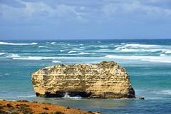800_4606 (Lox Pix) Tags: twelveapostles australia victoria loxpix loxwerx landscape scenery seas seascape ocean greatoceanroad cliff clouds waves helicopter heritage