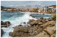 Callela de Palafrugell (P.CRUVEILHER) Tags: port plage palafrugell