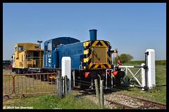 No 03399 20th April 2019 Mangapps Railway Museum (Ian Sharman 1963) Tags: no 03399 20th april 2019 mangapps railway museum class 03 shunter diesel engine rail railways train trains loco locomotive passenger heritage line