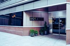 Outside Aquavit (n8fire) Tags: aquavit restaurant fujixt3 fujinonxf16mmf14rwr