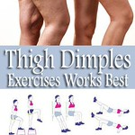 Dimpled skin, usually on the thighs, hips, buttocks and abdomen, is called cellu… thumbnail