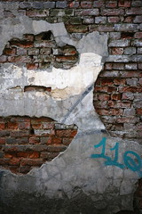 110 (Listenwave Photography) Tags: graffiti abandoned wall bricks foveon sigmadp3m listenwavephotography urban