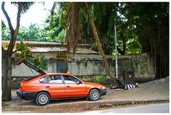 Pause taxi 056 (Gilles_Ollivier_GeO) Tags: sony a7rii abidjan afrique portrait toyota corolla taxi sieste