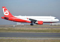 D-ASGK, Airbus A320-214, c/n 2668, ntls (Sundair Gmbh/SR/SDR/Sundair), contracted by Eurowings, CDG/LFPG 02-16, taxiway Delta. (alaindurandpatrick) Tags: sr sdr sundair sundairgmbh cn2668 dasgk a320 a320200 airbus airbusa320200 airbusa320 minibus airliners jetliners airlines basicliveries airberlin cdg lfpg parisroissycdg airports aviationphotography