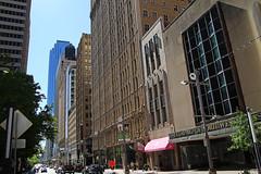Main Street, Dallas, Texas (W. Wilson Chen) Tags: main street dallas texas downtown skyscraper
