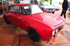 Alfa Romeo 1750 GTAm Evocation 1971 (Zappadong) Tags: classic days schloss dyck 2017 alfa romeo 1750 gtam evocation 1971 zappadong oldtimer youngtimer auto automobile automobil car coche voiture classics oldie oldtimertreffen carshow