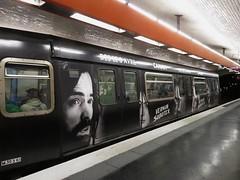 Place Monge métro (portemolitor) Tags: paris 5ème placemonge station métro ratp mf77 train canal vernonsubutex mf 77 plus vernon subutex 5th 5e arrondissement 75005
