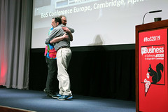 Business of Software Conference Europe 2019 069 (marklittlewood1) Tags: bos2019 businessofsoftwareconference businessofsoftware business saas conference