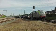 BLS 475 414, Venlo (Jona Brans) Tags: bls blsc venlo vierpaardjes grens trein goederentrein züge train trainspotting