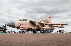 EGVA - Panavia Tornado GR4 - Royal Air Force - ZG750 (lynothehammer1978) Tags: egva ffd raffairford royalinternationalairtattoo royalinternationalairtattoo2017 panaviatornadogr4 zg750 raf royalairforce