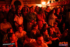 Les Concerts Volants (arteconcert) Tags: les concerts volants bertrand belin angelique kidjo tony allen fatoumata diawara institut du monde arabe concert live arte