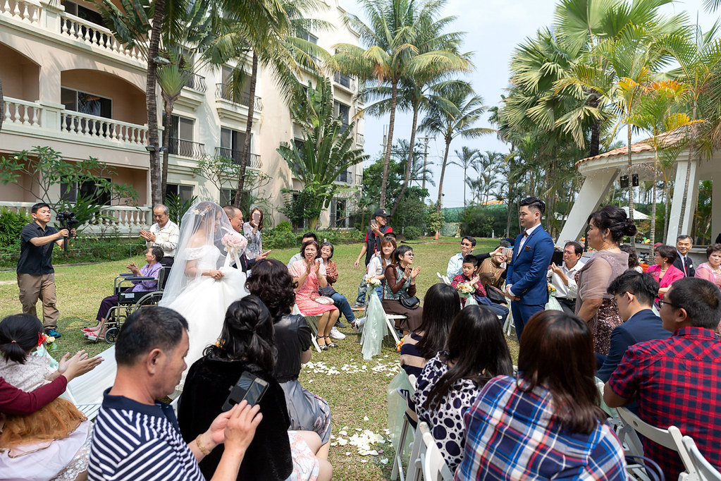 台南戶外婚禮場地-台南商務會館66