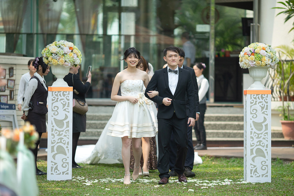 台南戶外婚禮場地-台南商務會館61