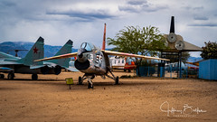 Pima Air-32902 (Jeffrey Balfus (thx for 5.5M views)) Tags: pimaair tucson az us militaryjet aircraft