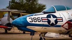 Pima Air-32899 (Jeffrey Balfus (thx for 5.5M views)) Tags: pimaair tucson az us numbers jet