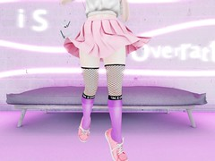 [:: JesyDream ::] TIM. E DRES Long Socks (❀✿ Kate ✿❀ !cream spaghetti hair!) Tags: jesydream salesevent fashion applier kawaii