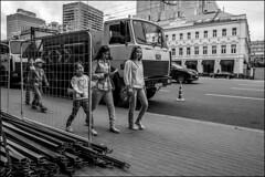DRD160605_01195 (dmitryzhkov) Tags: urban city everyday public place outdoor life human social stranger documentary photojournalism candid street dmitryryzhkov moscow russia streetphotography people man mankind humanity bw blackandwhite monochrome