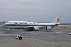 Air China - B747-8i - B-2485 (Athanasios Ozrefanidis) Tags: airchina b747 jumbo jfk