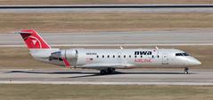 CRJ | N8938A | IAH | 20101031 (Wally.H) Tags: canadair regionaljet crj crj200 n8938a nwa northwestairlink pinnacleairlines iah kiah houstongeorge bush intercontinental airport