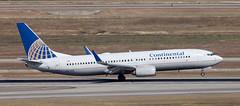 B737 | N27205 | IAH | 20101031 (Wally.H) Tags: boeing 737 boeing737 b737 n27205 continentalairlines iah kiah houstongeorge bush intercontinental airport