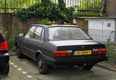 1983 Audi 80 1.6 CL (B2) (rvandermaar) Tags: 1983 audi 80 16 cl b2 audi80 audi80b2 sidecode7 30snh1