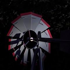 Wind (MoparMadman63) Tags: blade windmill wind viewpoint outdoors abstract shape round backyard neighborhood irvingtx texas