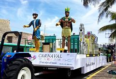 CARRO Carnaval Veracruz 2018 (El Volador S.A.) Tags: carro alegorico volador elvolador float desfile carnaval mexico veracruz