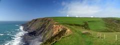 Onward to Bude (Worthing Wanderer) Tags: cornwall coast cornwallcoast cliffs countryside coastline may sunny southwestcoastpath