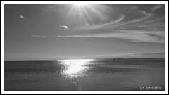 Twilight Time (GR167) Tags: florida keys blackandwhite monochrome sugimoto seascape