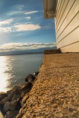 front lake (focale 74) Tags: canonef2470mmf28 canon1dxmarkii france hautesavoie hdr hiver lac lacleman lake landscape longexposure paysage poselongue water winter