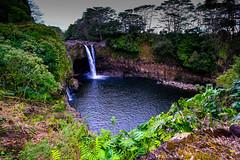 Rainbow Falls (Daren Grilley) Tags: hawaii waterfall paradise island fuji fujifilm xt3