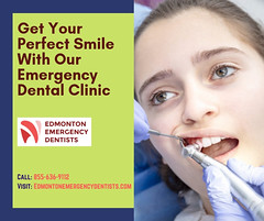 Get Your Perfect Smile With Our Emergency Dental Clinic (info.edmontonemergencydentists) Tags: emergency dental clinic services dentist