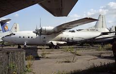 RA-12984 - Moscow Zhukovsky (ZHU) 17.08.2001 (Jakob_DK) Tags: an12 antonov antonov12 antonovan12bp an12bp cargo uubw zia moscowzhukovsky zhukovskyinternationalairport gai gromovair 2001 ra12984