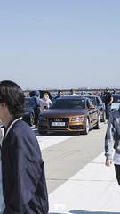 Audi A7 (Calin Sirbu) Tags: drag racing arad etapa 1 romania race liniute events car cars vehicles automotive speed people 2019 audi a7