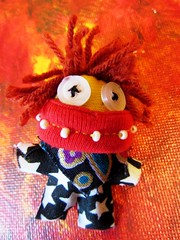 cute monster (hussi48) Tags: rot monster cute toy