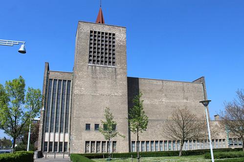 O.L.V-Boodschapkerk, Luchtbal