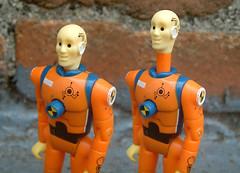 Crash Dummies (The Moog Image Dump) Tags: mattel 2003 crash test dummies dummy toy figure vintage