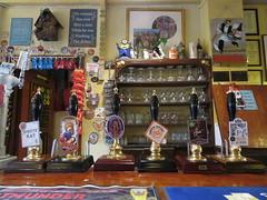 Bar Fringe, Manchester (deltrems) Tags: barfringe fringe manchester pub bar inn tavern hotel hostelry house restaurant beer real ale handpulls handpumps pump clips
