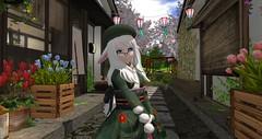 Snapshot_769 (Bunny doll) Tags: second life sl secondlife slanime anime avatar screenshot secondlifephotography cute kawaii ahs2 asr philo sophia bunny girl