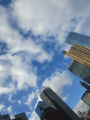 IMG_6754 (Brechtbug) Tags: 2019 april clouds virtual clock tower turned off from hells kitchen clinton near times square broadway nyc 04242019 new york city midtown manhattan spring springtime weather building dark low hanging cumulonimbus cumulus nimbus cloud hell s nemo southern view