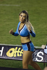 Sharks v Panthers Round 6 2019_083.jpg (alzak) Tags: 2019 australia cheer cheerleader cheerleaders cheerleading cronulla dance dancer dancers dancing league mermaid mermaids nrl national panthers penrith performers rugby sharks shire sutherland sydney action routine sport sports thumbs up