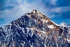 Mount Pyramid (djking) Tags: alberta mountains jasper canada pyramid nationalpark